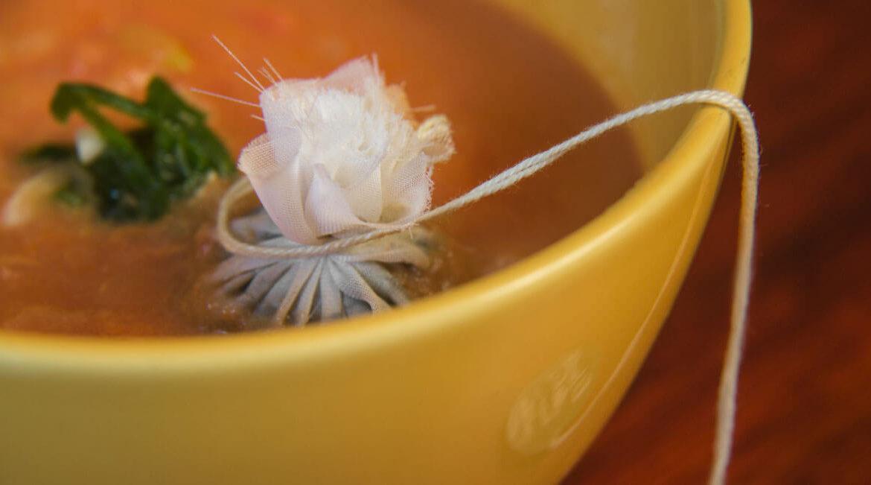 Receta de Sopa de Garbanzos con Orégano